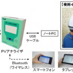 シャープ PVアナライザ専用アプリケーションの仕組み