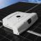 太陽光パネルの自動お掃除ロボット、業界初のカメラ搭載・自律走行タイプが登場
