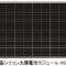 日立、最大出力210w・セル実効変換効率18.6%の太陽光パネル新製品を10月に発売